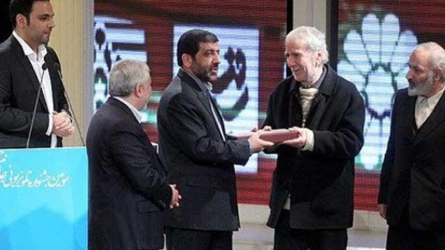 عکس از سومین جشنواره تلویزیونی جامجم