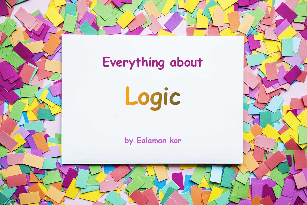 Everything-about-logic