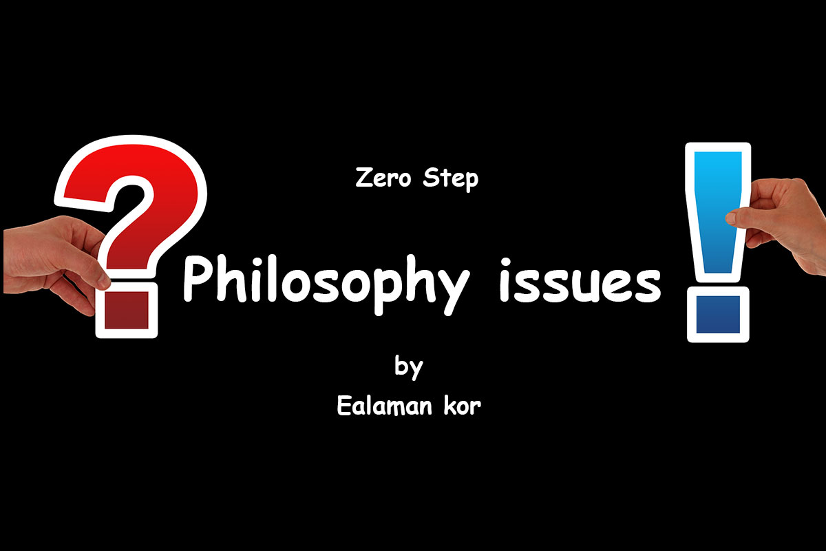 Philosophy-issues